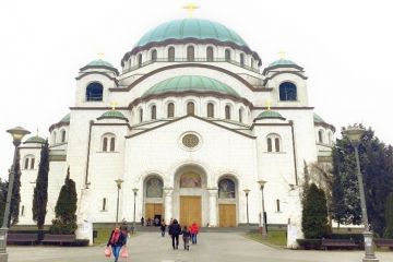 St. Sava's Church, the most impressive orthodox church in the world