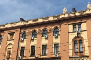 Klimatizacija u arhitekturi