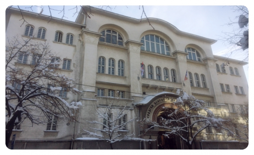 Sokol house, now City Center for Physical Culture