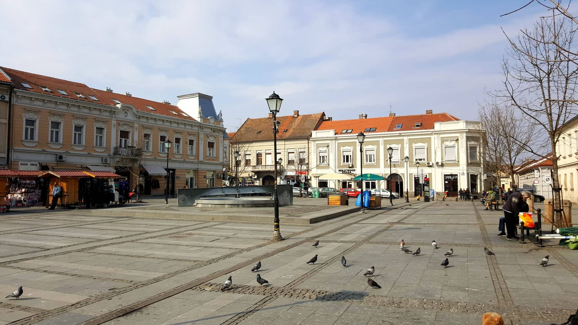 Great Market square