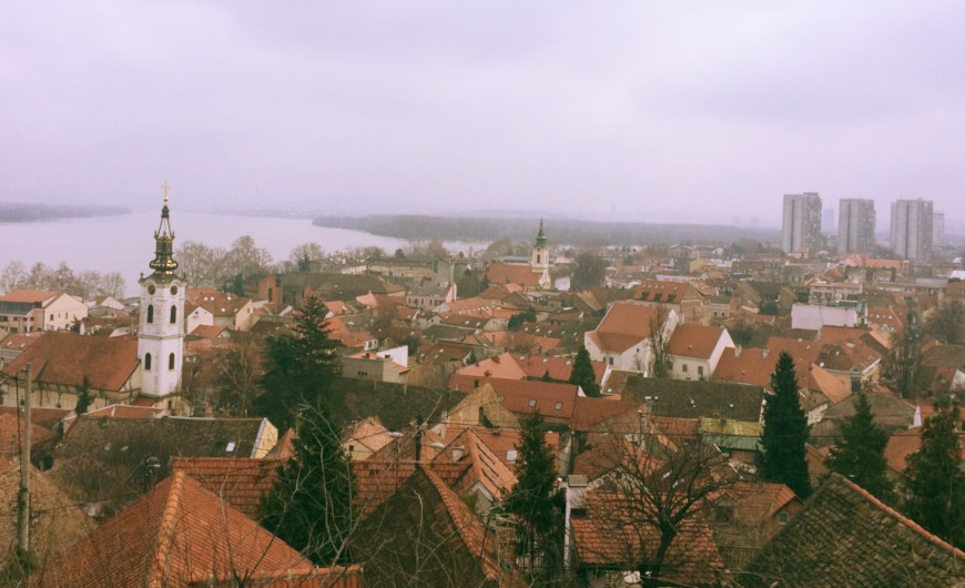 A view on Zemun